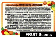 Fruit Scents Card