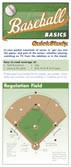 Baseball Basics Pocket Reference