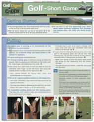 Golf - Short Game Chart