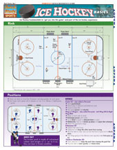 Ice Hockey Basics Chart