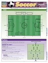 Soccer Basics Chart