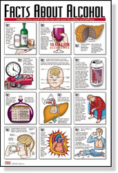 Alcohol Facts Poster