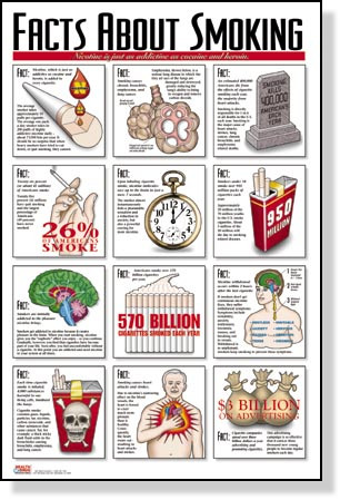 Smoking Facts Poster