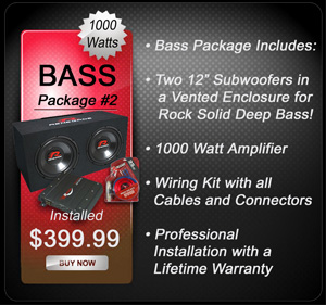 Bass Package #2