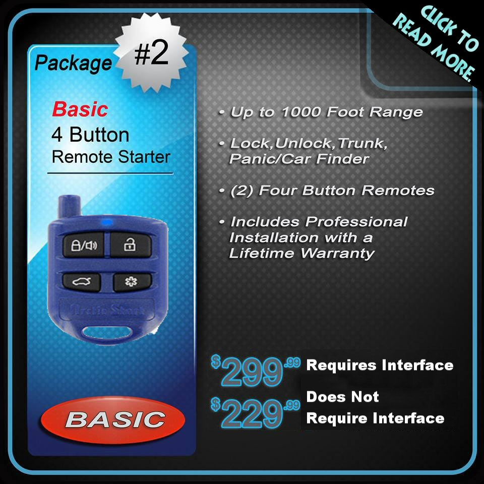 Click For Remote Start Package 2 Details