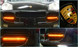 2004 Porsche Cayenne S - Custom LED's