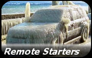Remote Cart Starters