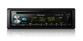 Pioneer DEH-S6000BS NEW! CD Receiver with Enhanced Audio Functions, Improved Pioneer ARC App Compatibility, MIXTRAX®, Built-in Bluetooth®, and SiriusXM-Ready™