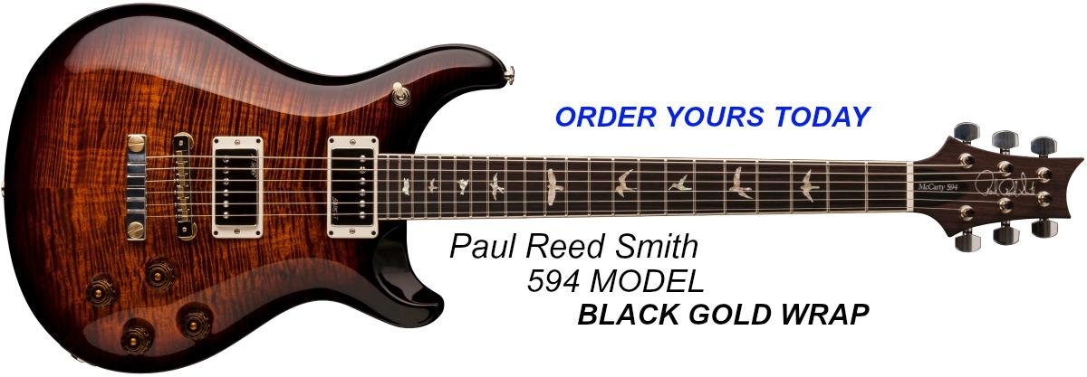 PRS 594 Guitar