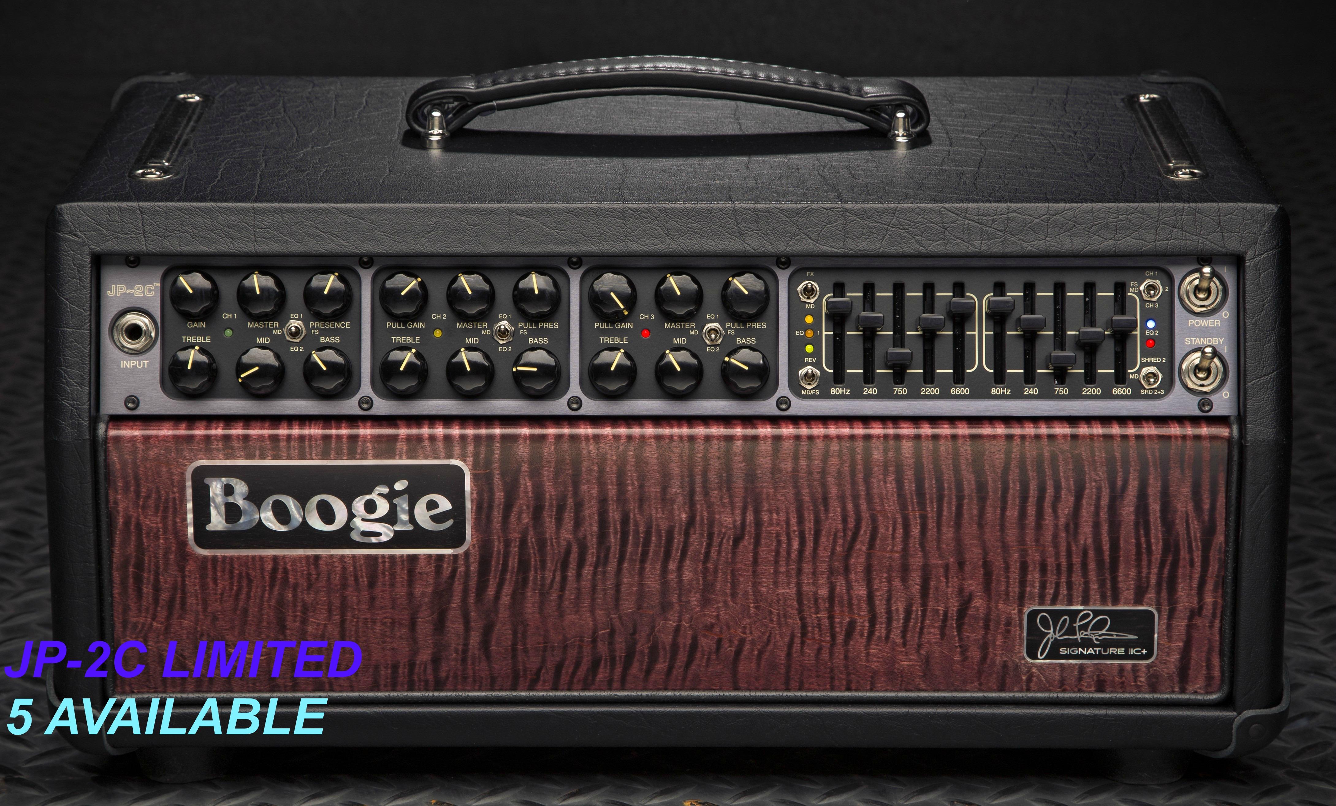Mesa Boogie JP-2C LTD