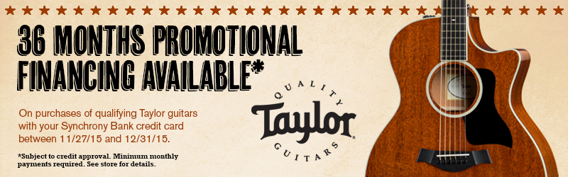 Shop Acoustic Guitars from Baby Taylor and get special financing at the Northeast Music Center Inc.
