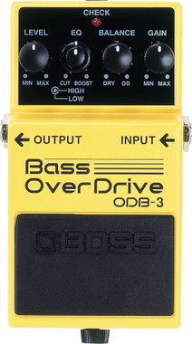 Boss ODB-3 Bass Overdrive Pedal (ODB-3)