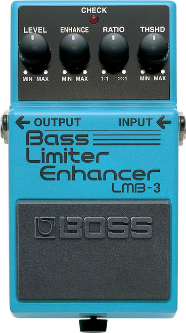 Boss LMB-3 Bass Limiter/Enhancer Pedal (LMB3)