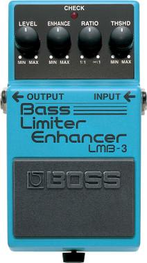 Boss LMB-3 Bass Limiter/Enhancer Pedal (LMB3)