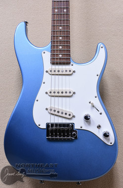 Tom Anderson Classic in Metallic Ice Blue (04-17-15N)
