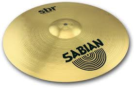 "Sabian 18"" SBr Crash Ride"