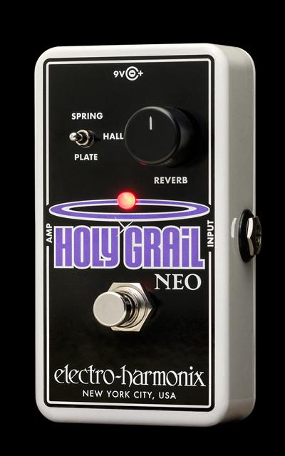 Electro-Harmonix Holy Grail Neo Reverb Guitar Effetcs Pedal