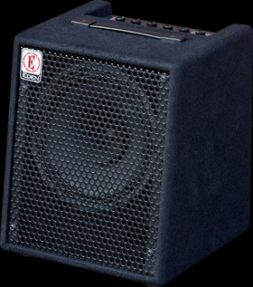 Eden EC10 50W 1x10 Solid State Combo Bass Amp in Black