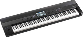 Korg Krome 88-Key Synthesizer Workstation in Black