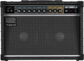 Roland JC-40 Jazz Chorus Combo Amplifier