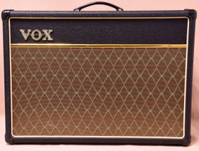 USED Vox AC15CC1 Custom Classic 15W All Tube Guitar Amplifier