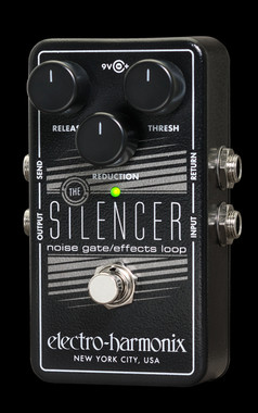 Image of Electro-Harmonix Silencer Noise Gate Guitar Effects Pedal at the Northeast Music Center Inc.