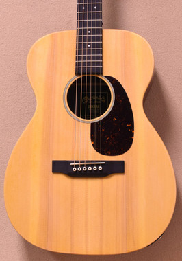 Front image of Martin 00X1AE Acoustic Electric Guitar in Natural