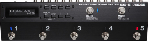 IMAGE - Boss ES-5 Effects Switching System pedal at the Northeast Music Center Inc.