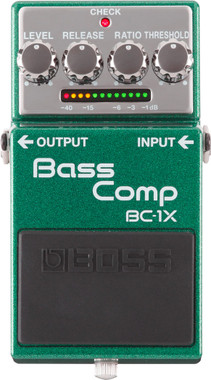 IMAGE - Boss BC-1X Bass Compressor Guitar Effects Pedal at the Northeast Music Center Inc.
