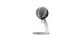 Shure Motiv MV5Digital Condenser Microphone with USB and Lightning Cables Included