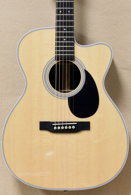 Martin OMC-28E Acoustic Electric Guitar w/Fishman Aura VT Enhance