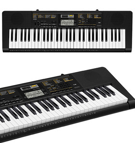 Casio CTK-2400 61-Key Portable Arranger