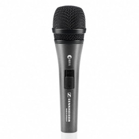 Sennheiser E835-S Performance Vocal Microphone