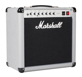 Marshall Mini Silver Jubilee 2525C 1x12 Tube Guitar Combo Amp  Silver