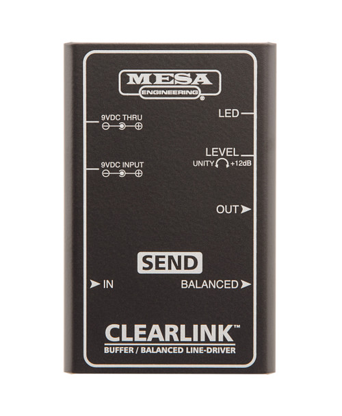 Mesa Boogie Clearlink Output Buffer & Balanced Line-Driver