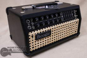 Mesa Boogie Mark V-25 Head in Black with Wicker Grill (2.MM.117D.V01.G07.P01.H05.C01)