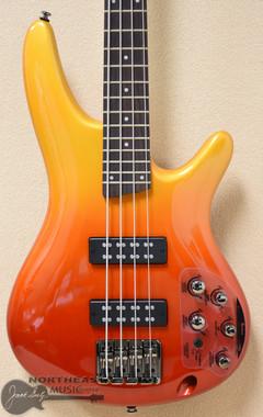 Ibanez SR300E Electric Bass Guitar in Autumn Fade Metallic (SR300E_AFM)