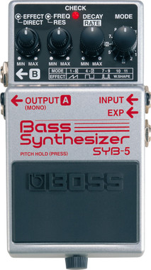 Boss SYB-5 Bass Synthesizer (SYB-5)