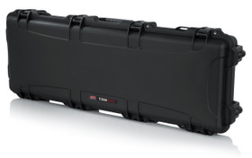 Gator Titan Series Waterproof Guitar Case with Power Claw Latches for PRS Guitars