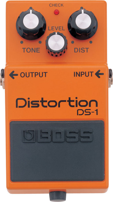 Boss DS-1 Distortion Pedal (DS-1)