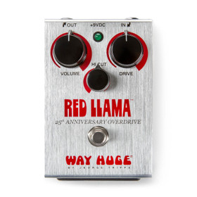 Way Huge Red Llama 25th Anniversary Overdrive