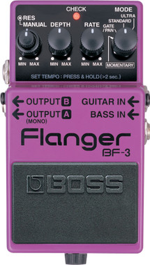 Boss BF-3 Stereo Flanger Pedal (BF-3)