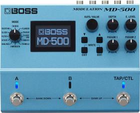 Boss MD-500 Modulation Pedal (MD-500)