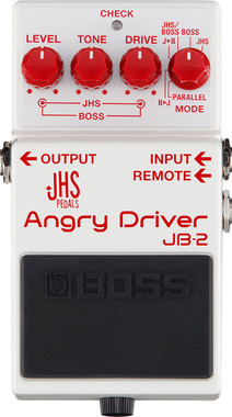 Boss JB-2 Angry Driver Distortion Pedal