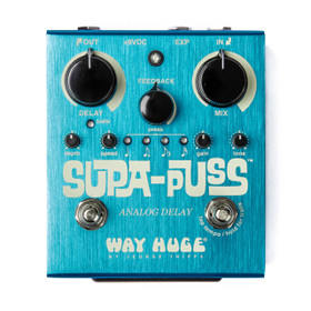 Way Huge Supa-Puss Analog Delay Pedal (WHE707)