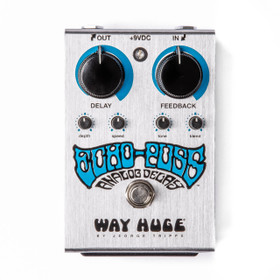 Way Huge Echo-Puss Analog Delay Pedal (WHE702S)