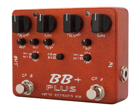 XOTIC EFFECTS BB PLUS PEDAL