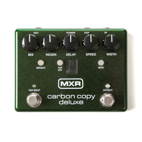 MXR M292 Carbon Copy Deluxe Analog Delay Pedal (M292)