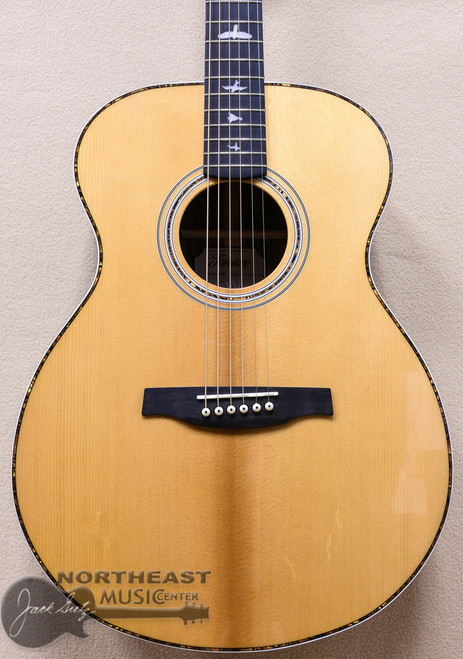 Paul Reed Smith SE T40E Tonare Spruce Top/Ovankol Back and Sides Acoustic/Electric Gutiar (TE40ENA)