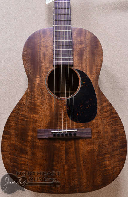 Martin Custom 00-12 Acoustic Guitar With Flamed Mahogany Top, Back, and Sides & East Indian Rosewood Fretboard